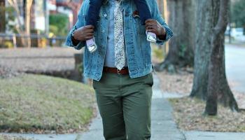 f0c12ce6b045 Fashion Forward Father